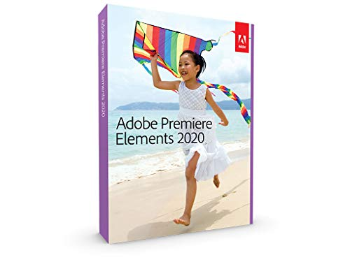 Adobe Premiere Elements 2020 dt. Mac/Win Vollversion