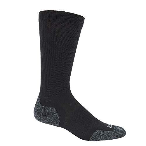 5.11 Tactical Slip Stream OTC Socken Schwarz, Schwarz, M