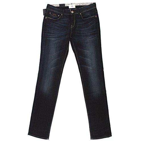 Mavi, Kerry, Damen Jeans Hose, Stretchdenim, deep Martini Blue, W 31 L 34 [17780]