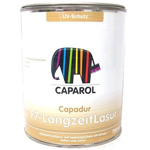 Caparol Capadur F7 Langzeitlasur, 2,5 Liter Kiefer