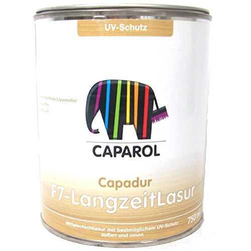 Caparol Capadur F7 Langzeitlasur, 2,5 Liter Eiche Hell