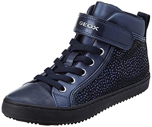 Geox Junior Girl J KALISPERA GIRL SNEAKERS NAVY_34 EU