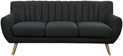 Amazon.com: Modway Engage Mid-Century Modern Leather ...