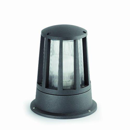 Faro Barcelona 72310 SURAT Lampe balise gris foncé
