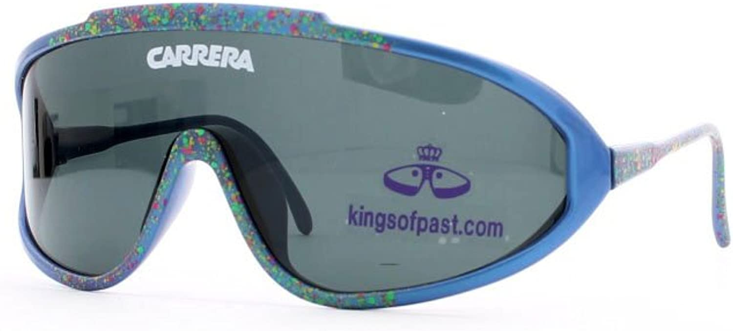 Carrera 5501 50 bluee Authentic Men  Women Vintage Sunglasses