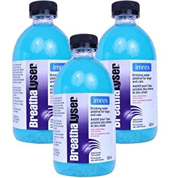 3PACK Breathalyser Water Additive  1500 mL