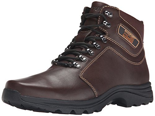 Rockport Men's, Elkhart Hiking Boot Chocolate 9 M