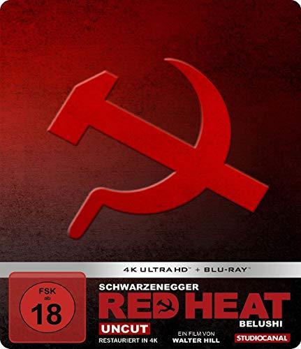 Red Heat / Limited SteelBook Edition / 4K Ultra HD (+ Blu-ray 2D)