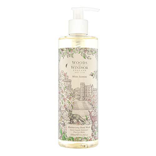 Woods of Windsor White Jasmine Moisturising Hand Wash 350 ml, 1er Pack (1 x 350 ml)