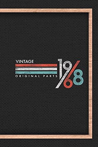 Reading List Book - 52nd Birthday Vintage 1968