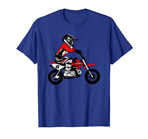 Motocross para niños Supercross Camiseta