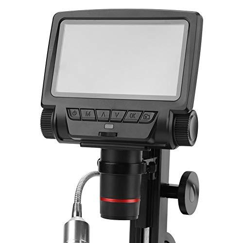 Microscopio digitale ad alta definizione da 5 pollici 100-240V di riparazione di alta qualità con telecomando(Unione Europea)