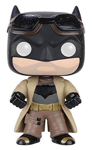 Funko Pop!- Vinyl: DC: BvS: Knightmare Batman (7578)