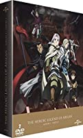 アルスラーン戦記 第一期 1/2 DVD-BOX (1-13話)The Heroic Legend of Arsl?n - Saison 1 - Partie 1 [?dition Limit?e] [Import]