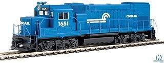Walthers Trainline HO Scale Model EMD GP15-1 - Standard DC - Conrail (Blue, White)