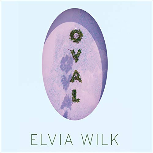 Oval audiobook cover art