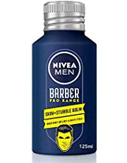 NIVEA MEN Barber Pro Range Skin & Stubble Beard Moisturizing Balm, 125ml