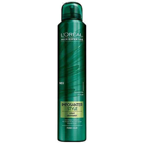 L'Oréal Paris Hair Expertise Imposanter Style - Styling Spray Griffigkeit, 1er Pack (1 x 200 ml)