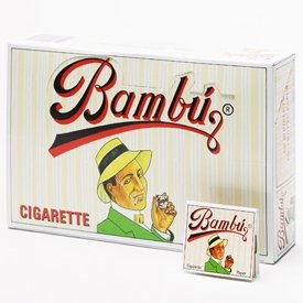 Bambu Cigarette Rolling Papers (100 Booklets) #CD105