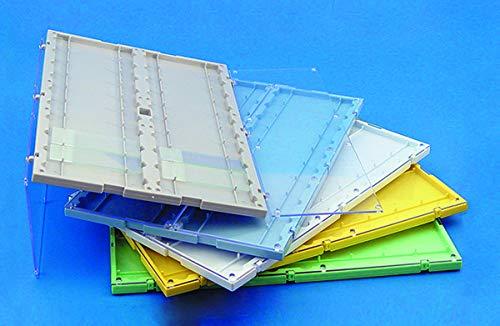 Microscope Slide Folder Yellow