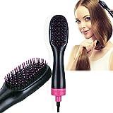 Cepillo de aire caliente para secador de pelo, cepillo para el cabello y voluminizador, secador de...