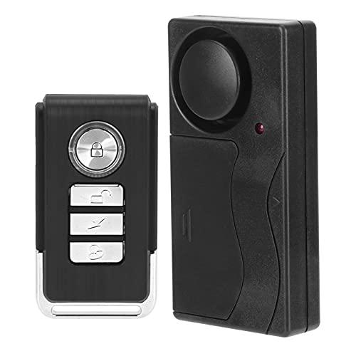 Draadloos Fietsalarm, Fiets Draadloos Afstandsalarm, Elektrische Fiets Trillingen Bewegingssensor Alarm, Home Security Alarm Apparatuur