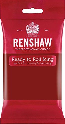 Fondant Ruby - 250 g - Regalice Rollfondant -
