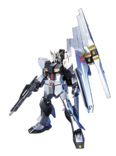 Bandai Hobby Nu Gundam Metallic Coating Version