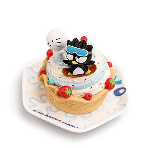 Dzwyc Caja de música Cuadros de música Lindas Pingüino Helado Musical Caja Musical Aniversario romántico for niños Niños en Navidad Regalo de cumpleaños Cajas Musicales (Color : Pressure Burger)