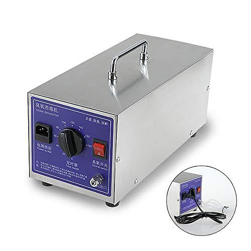 Kleine Ozon Generator met Timer sterilisatie en zuivering Elimineer schadelijke micro-organismen geschikt voor schimmelbewijs Deodorant Detoxify Keep Fresh Nursing