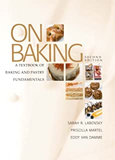 On Baking: A Textbook of Baking and Pastry Fundamentals Value Package (includes Study Guide for On Baking: A Textbook of Baking and Pastry Fundamentals) (2nd Edition)