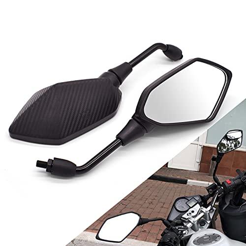 Espejos de Motocicleta, Espejo retrovisor de Bicicleta Deportiva de Carreras, para Suzuki GS X600 X1100F Katana GSX 250550 GSXR1000 RM85