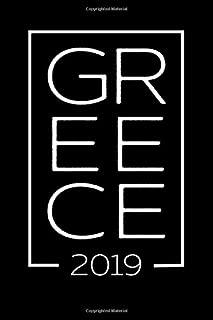 Greece 2019: A Travel Journal