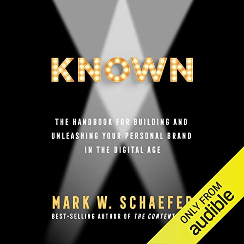 Known Audiobook By Mark W. Schaefer cover art