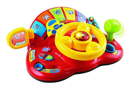 Sale!! VTech Learn and Discover Driver (Renewed)