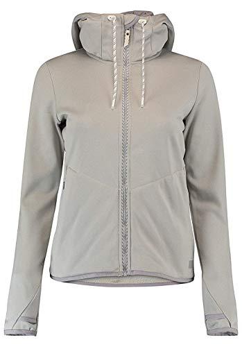 O'Neill Damen Fleecejacke Hoodie Fleece Jacket Shirts & Fleece, Dark Grey Melee, S