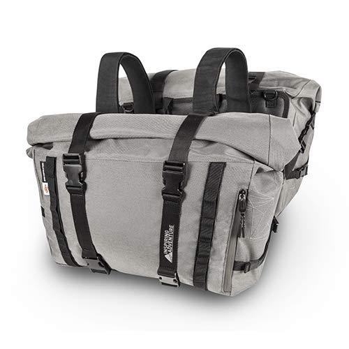 Kappa/coppia borse laterali