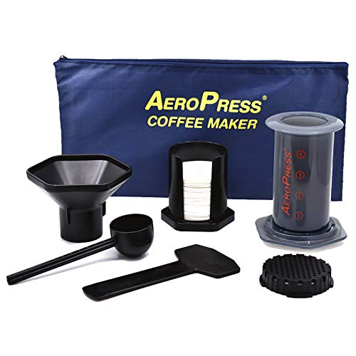 Aero Press Coffee Maker, schwarz, It 1 to 4 Cups of or Espresso