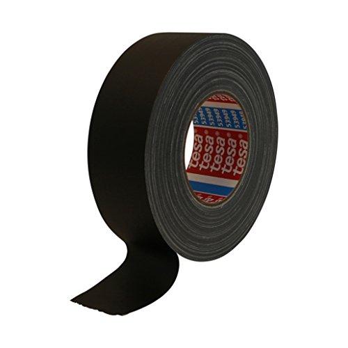 tesa® Reg Gaffer-Klebeband 50m x 50mm, schwarz (matt)
