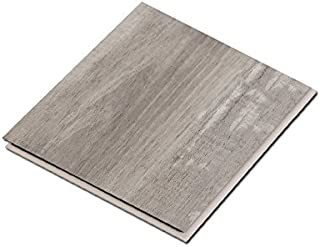 Cali Bamboo - Cali Vinyl Pro Commercial Vinyl Flooring, Extra Wide, Gray Ash Wood Grain - Sample Size 6