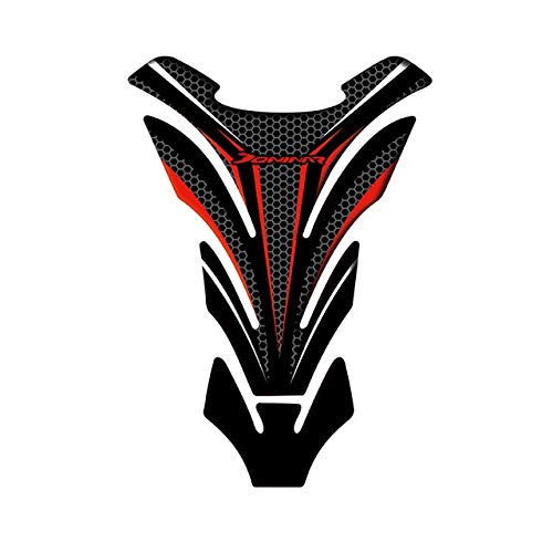 LIWENCUI- Motorrad-Aufkleber Fuel Gas-Behälter-Auflage-Schutz-Abdeckung Auto-Aufkleber for Bajaj Dominar 400 (Color : 18)