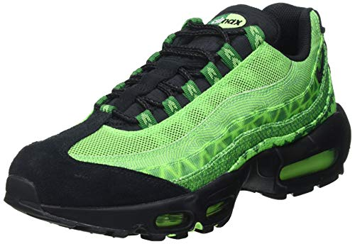 Nike Air MAX 95 CTRY, Zapatillas para Correr Hombre, Pine Green Black Sub Lime White, 43 EU