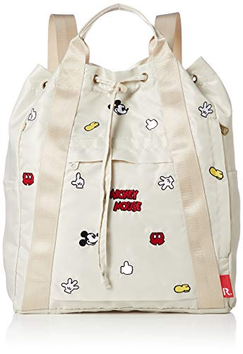 [ルートート] リュック型トートバッグ LT セオルー Disney Mickey One Size