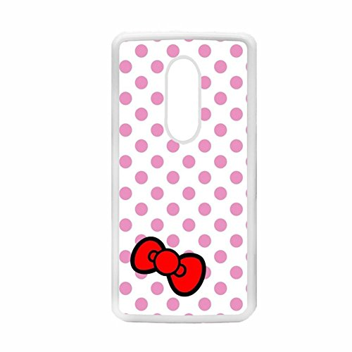 Tyboo Flip Plastics For Zte Axon7 Mini For Girl Printed Bow Bowknot Shell
