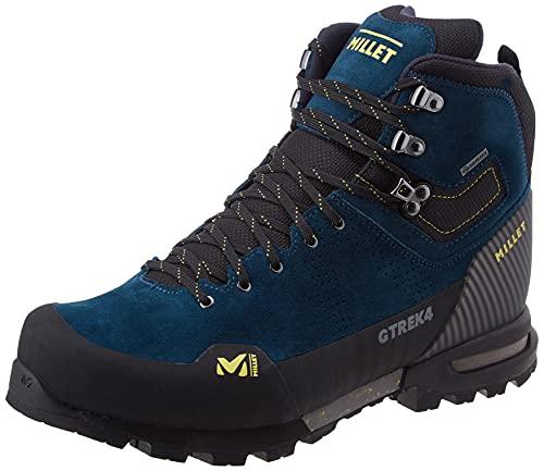 MILLET G Trek 4 GTX M, Walking Shoe. Hombre, Azul Orion Blue 8737, 41 1/3 EU