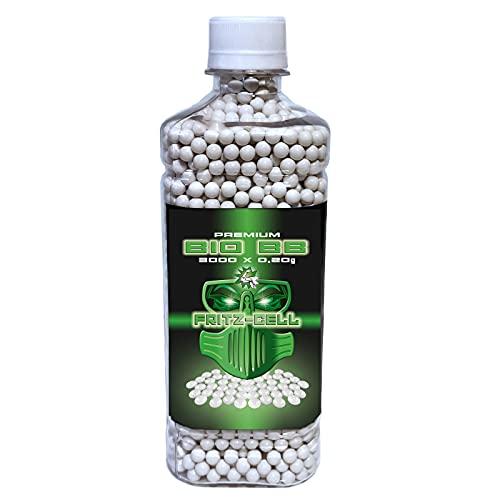 fritz-cell 3000 Airsoft Premium Bio BBS 6 mm 0,20 g Flasche biologisch abbaubar
