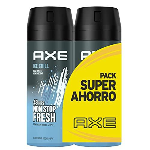 Axe Axe Duplo Ahorro Ice Chill Rock - Desodorante 2 X 150 Ml 260 g