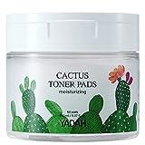 Yadah Cactus Toner Pads 5.07 Fluid Ounce 60 Count,...