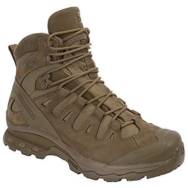 Men's Salomon Quest 4D 2 GTX (370731) Gore Tex Hiking Boots Black Navajo Sz 9.5