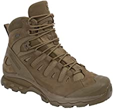 Salomon Unisex QUEST 4D GTX FORCES 2 Boots, Coyote, 11